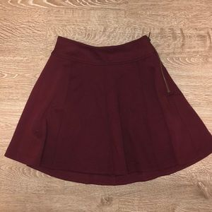 Cute bubble skater type skirt! Worn one time.
